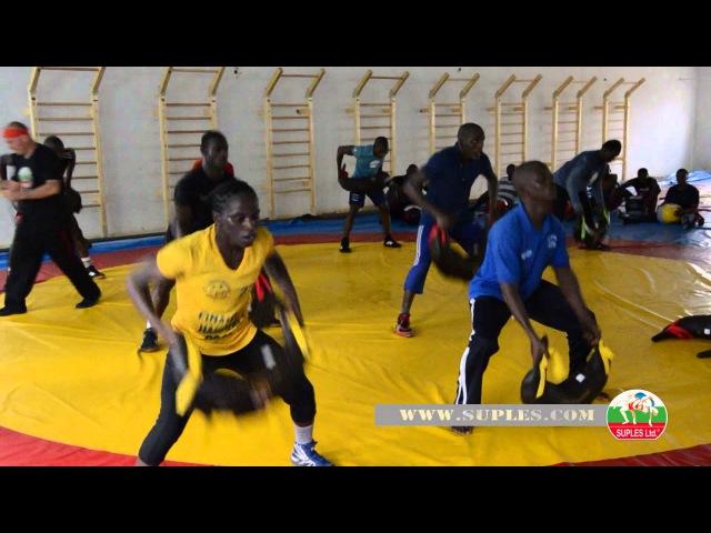 Suples Training Africa BULGARIAN BAG