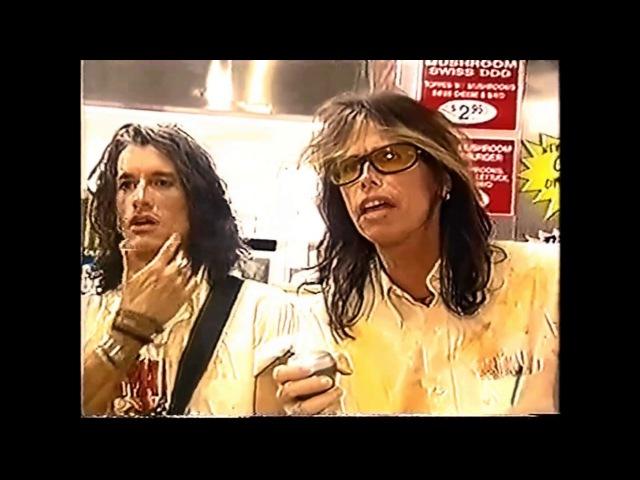Aerosmith Jay Leno - Comedy Bit