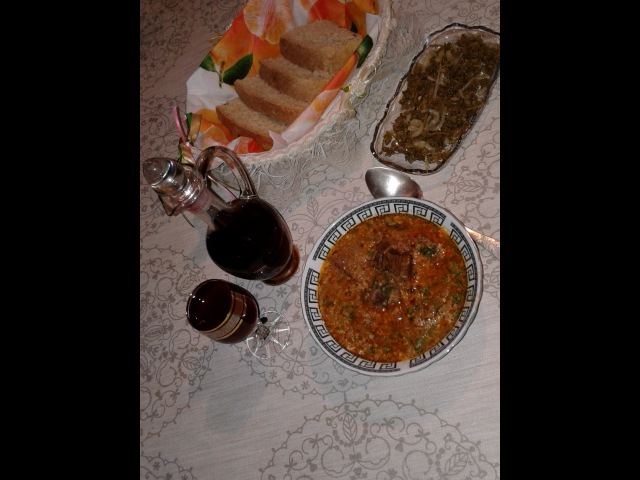 ХАРЧО ✧ Суп харчо ✧ грузинская кухня