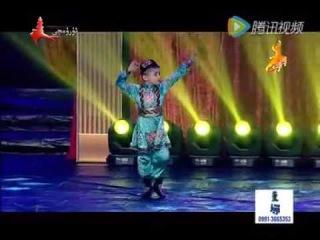 Уйгурский танец в китай