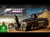 Forza Horizon 3 Official E3 Trailer