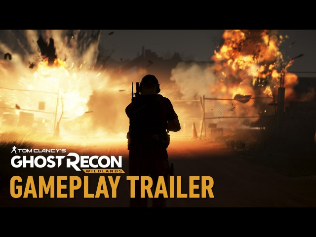 Tom Clancy's Ghost Recon Wildlands Gameplay Trailer: Fight for the Wildlands - E3 2016