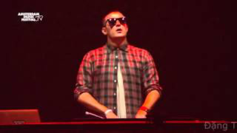 DJ Snake - Lean On - Get Low - Turn Down for what- Middle | Live @ Amsterdam music festival 2015