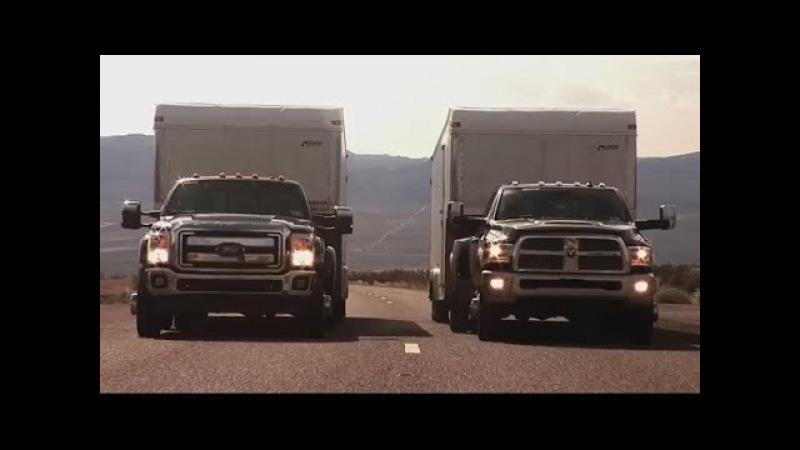 2015 Ford F-Series Super Duty Turbodiesel
