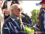 В Пензе открыт мемориальный горельеф актеру немого кино Ивану Мозжухину