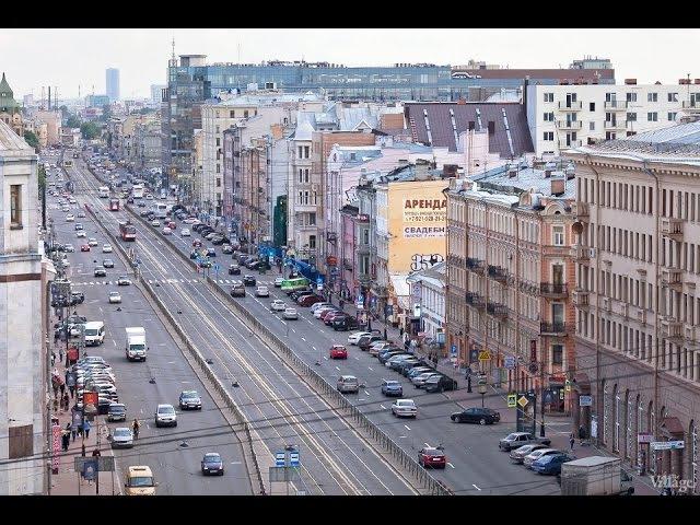 Лиговка Малые родины большого Петербурга