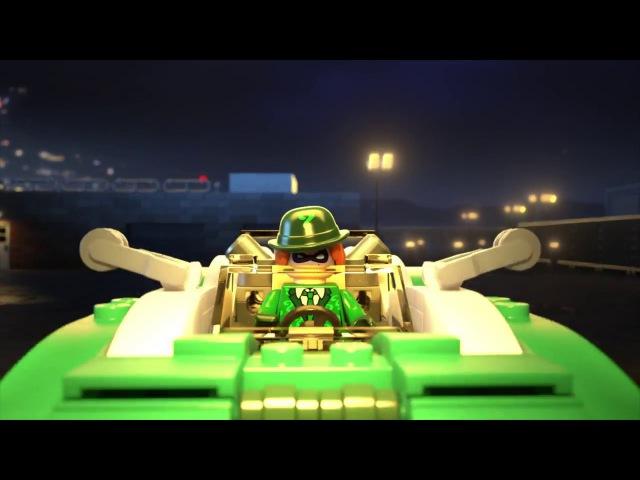 LEGO BATMAN MOVIE | Гоночный автомобиль Загадочника | 70903