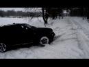 Offroad BMW Х5, НИВА, Passat B5 по снегу