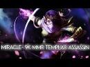 Miracle 9k MMR God Templar Assassin Dota 2 Gameplay