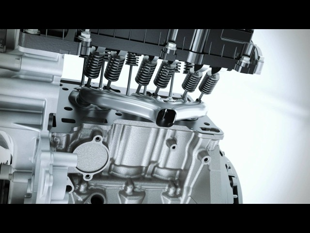 Ford's new 3 cylinder EcoBoost engine