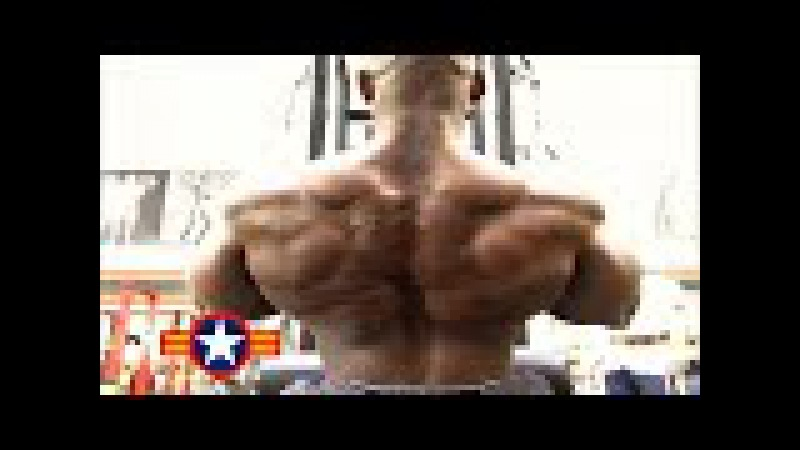 Flex Wheeler Back Workout For 2002