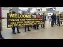 Olimpiadi 2016 giochi a rischio per emergenza finanziaria in Rio de Janeiro zika e terrorismo