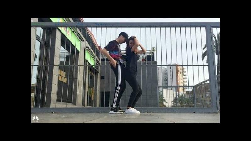 BEST SHUFFLE DANCE OF YOUTUBE ! COUPLE ♥ HD   Cutting Shapes