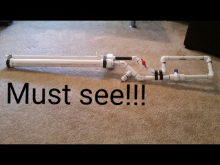 The ULTIMATE pvc air rifle!!!