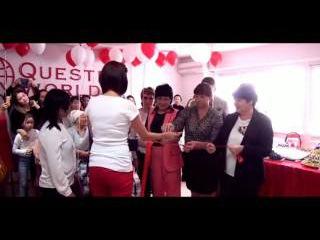 Открытия офиса международной компании Questra World в городе Актау (Казахстан)