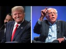 Donald Trump and Bernie Sanders sound alike on trade