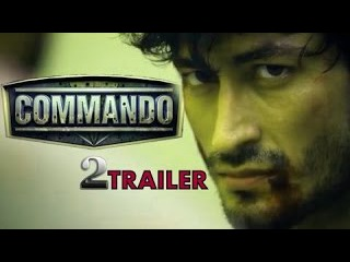 Commando 2 Movie - Official Trailer | 2017 | Hindi | Vidyut Jamwal | Adah Sharma