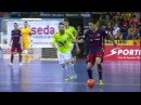 Tercer Partido de la Final Play Off Titulo FC Barcelona Lassa vs Movistar Inter