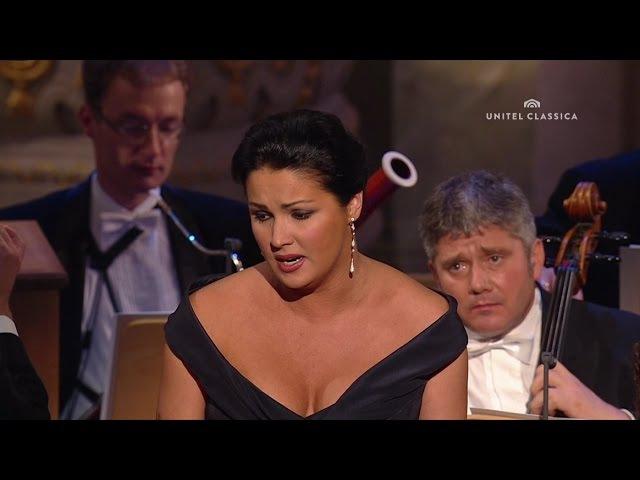 Pergolesi Stabat Mater (Anna Netrebko, Marianna Pizzolato) HD
