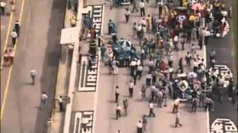 [F1 Gp Imola 1994]-Il weekend più tragico nella storia della F1-Per non dimenticare.