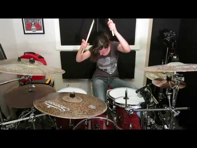 Holiday (drum cover) - Green Day