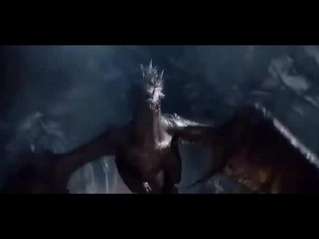 The Hobbit - The Desolation of Smaug - I am fire, I am death [ending] · coub, коуб