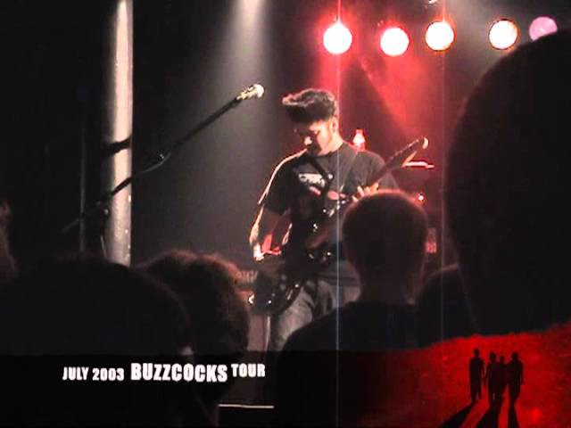 Billy Talent The Ex live introduction 2003