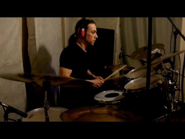 Daemonium - Drums Recording 2017
