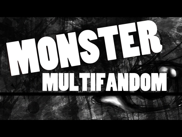 Monster Multifandom Collab