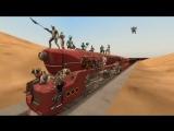 Hype Train Warframe
