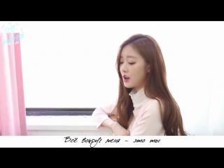 Gugudan COVER PROJECT 07 MIMI - It's Strange with you by Acoustic Collabo