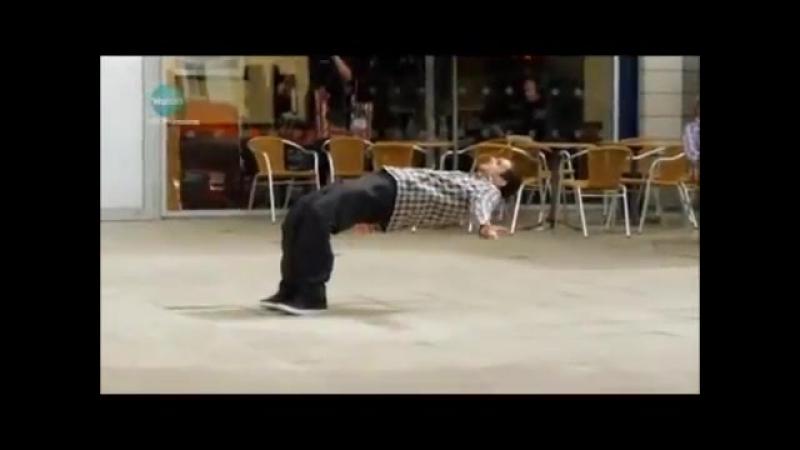 DYNAMO MAGICIAN IMPOSSIBLE - LEANS BACK MATRIX STYLE - TEARDROP