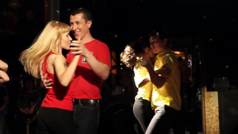 Сальса Кубана Кемерово в Studio 55 Медленный танец