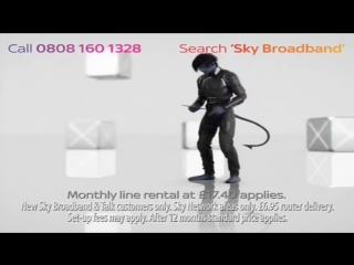 X-Men Apocalypse - Sky Broadband TV Commercial