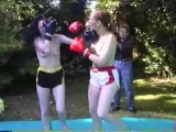 fv-136.Festelle Vieo.(S.G.) Boxing match