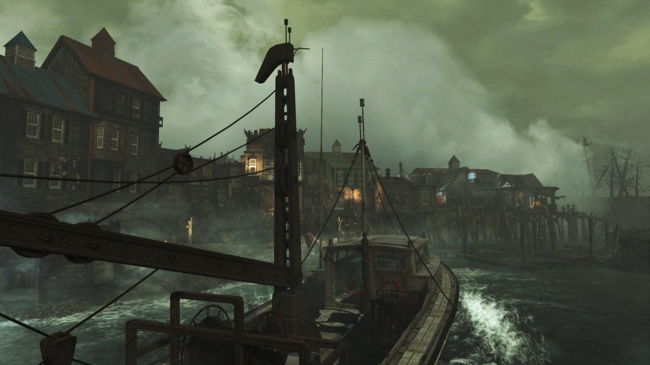 Свежие скриншоты третьего DLC для Fallout4 Far Harbor