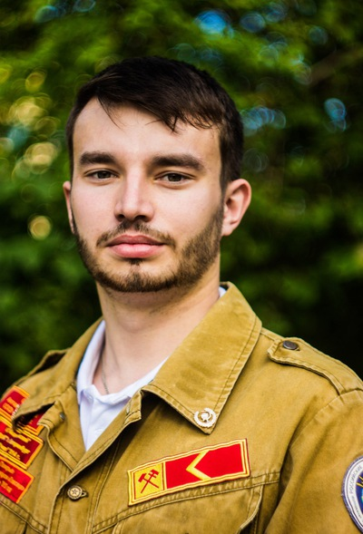 Антон Солохин