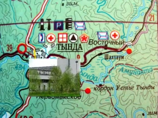 Благовещенск-Тында-Братск по БАМу