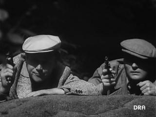 Красные альпинисты / Rote Bergsteiger (1967) 4 cерия озвучка
