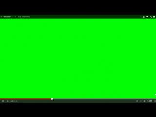 Футаж youtube(ютуба), футаж видеоплеера, футаж плеера