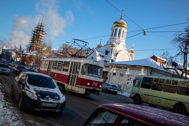 Фото: Олег Айдаров  Самарские будни
