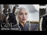 Трейлер 7 сезона «Игры престолов» / Game of Thrones Season 7 - Official Trailer (HBO)