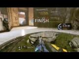 Titanfall 2. Лучший результат при прохождении полосы препятствий от GameSagerа