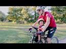 Weeride. Передние велокресла намного лучше тех которые крепятся позади велосипедиста!