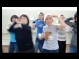 Выпускной 2016. Танец локтей от любимых учителей и родителей