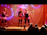 Танец кукол. дабстеп интересный танец хип хоп девчонки круто танцуют классный танец красиво.mp4