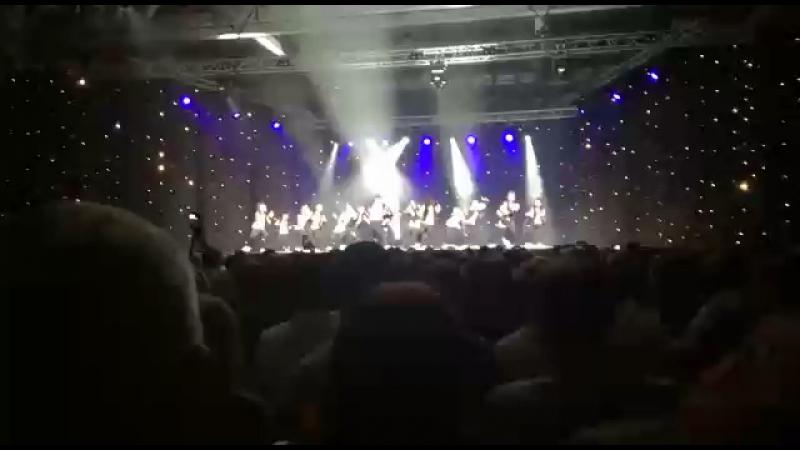 Отчетный концерт Тодес.