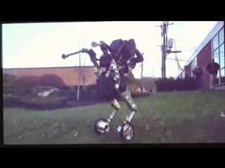 Новый робот от Boston Dynamics