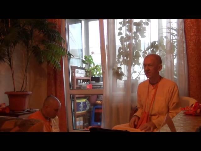 BVV Narasimha Swami, SB Class 1.7.38, Blagoveshchensk 05.09.2016 (Eng-Rus)