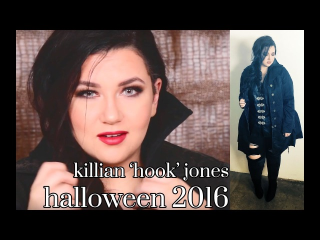 ABC Once Upon a Time | KILLIAN JONES HOOK | Plus Size Halloween Costume